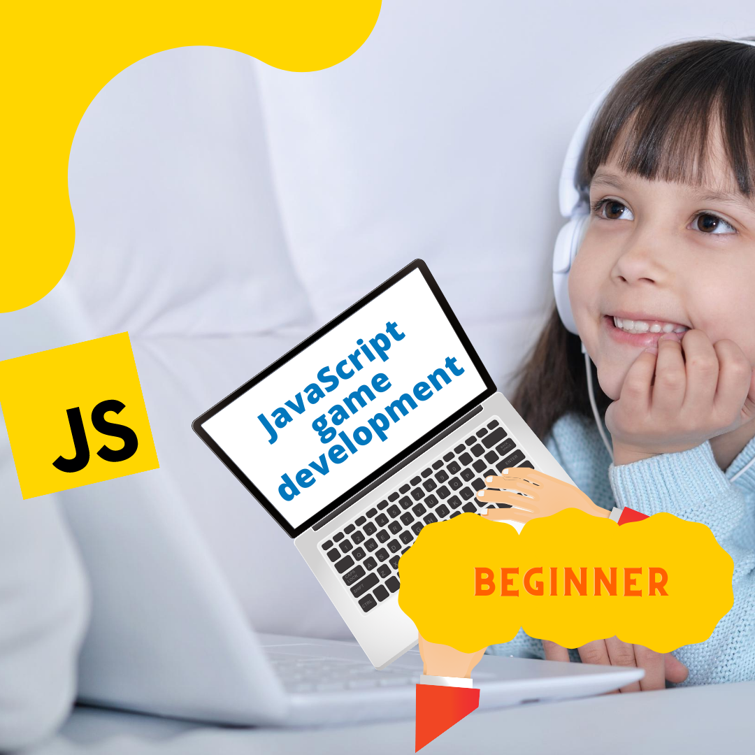 javascript game developement course - beginner