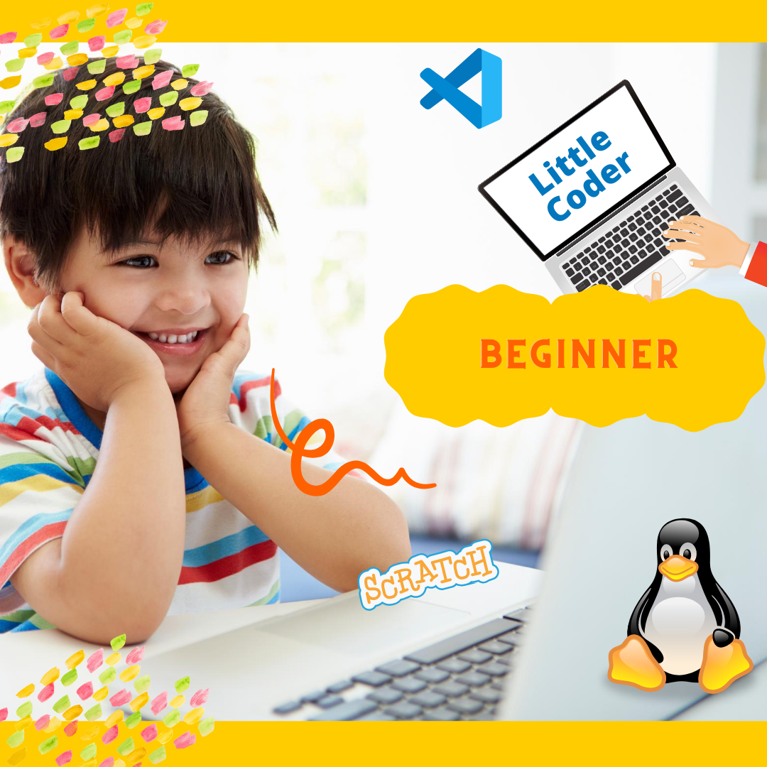 Cyber Square Little Coder Beginner