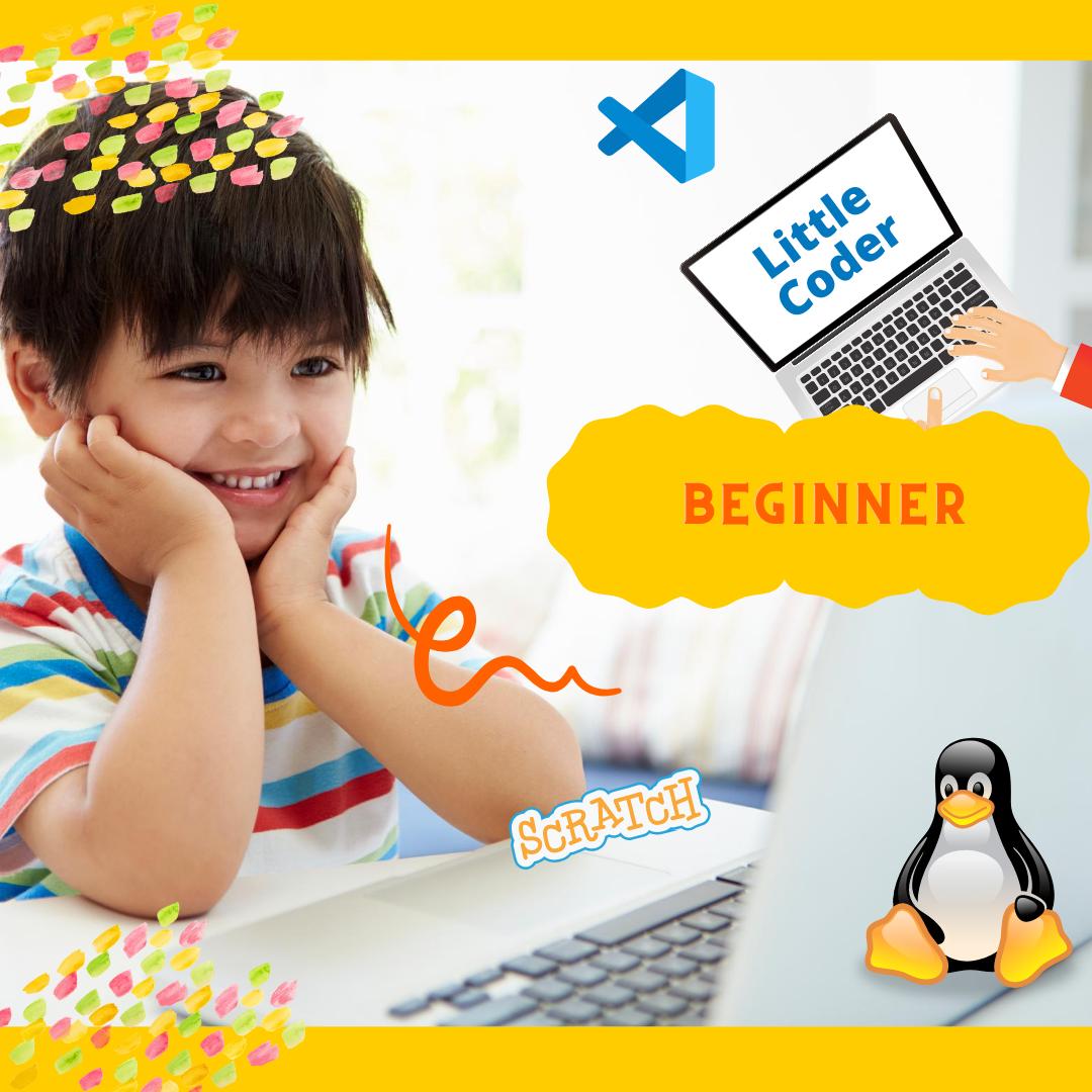 little coder - beginner