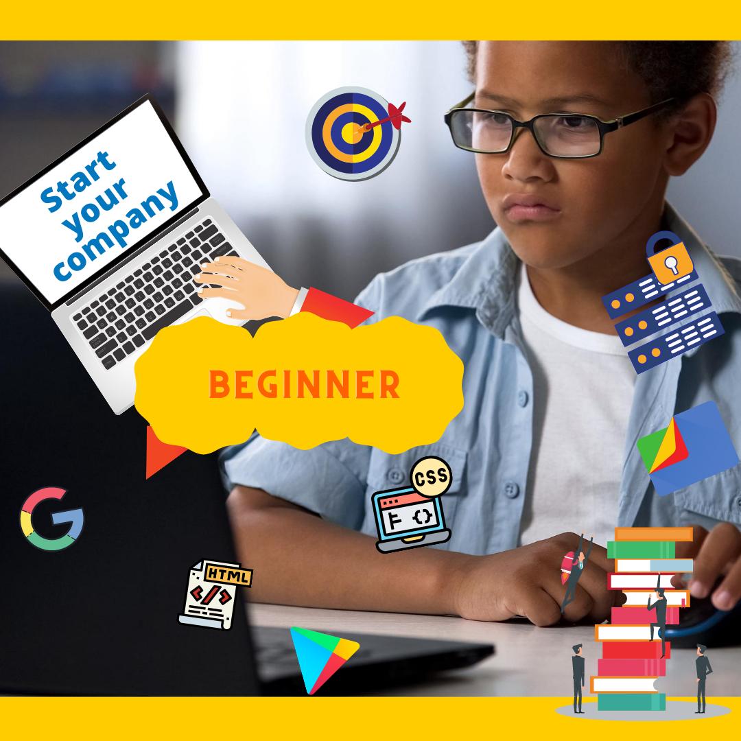 start your company - beginner